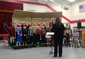 Choir--gr-3-4
